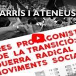 """Jornades """"Altres protagonistes de la Transició: Barris i ateneus"""