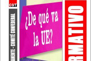 Boletín 144: ¿De qué va la UE?