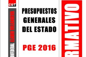 Boletín 151: Presupuestos Generales del Estado 2016: Del estado de la democracia al estado de la deudocracia
