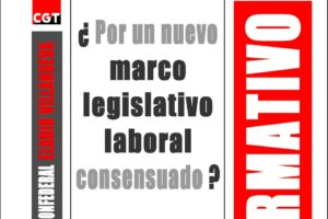 Boletín 154: ¿Por un nuevo marco legislativo laboral consensuado?