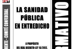 Boletín 142: La sanidad pública en entredicho