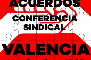 II Conferencia Sindical Valencia 1988
