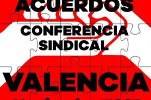 III Conferencia Sindical Valencia 1991
