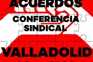 V Conferencia Sindical Valladolid 2000