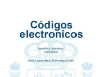 Códigos Electrónicos BOE