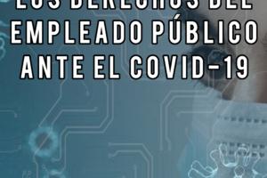 Guía: Los derechos del empleado publico ante el Covid-19