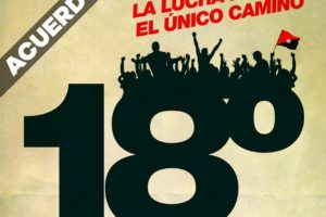 XVIII Congreso Confederal Valencia 2018
