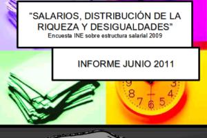 Salarios, distribución de la riqueza y desigualdades