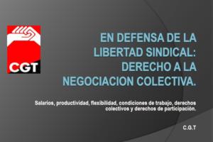 Negociación Colectiva, 13 de Noviembre 2017 Madrid
