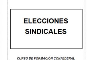 Elecciones Sindicales, junio 2010