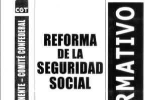 Boletín 104: Reforma de la Seguridad Social