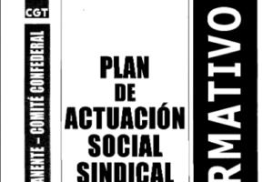 Boletín 105: Plan de actuación social sindical