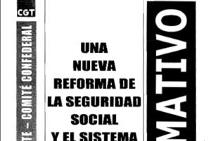 Boletín 107: Una nueva reforma de la Seguridad Social y el Sistema Público de pensiones