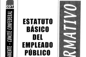 Boletín 113: Estatuto Básico del Empleado Público