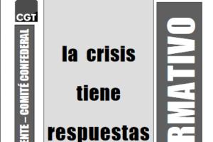 Boletín 124: Mayo de 2009 La crisis tiene respuestas