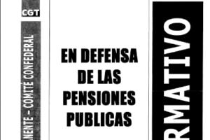 Boletín131: En defensa de las pensiones públicas