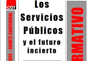 Boletín 123: Los servicios públicos y el futuro incierto