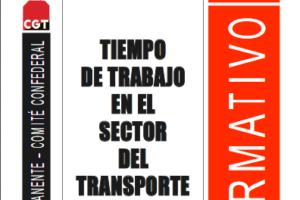Boletín 116 Tiempo de trabajo en el sector del transporte en carretera