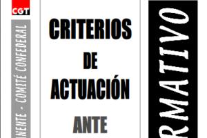 Boletín 75: Criterios de actuación ante la Huelga General