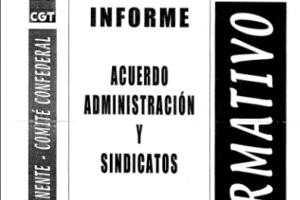 Boletín 79: Acuerdo Administración-sindicatos del ámbito de la función pública 2003-2004