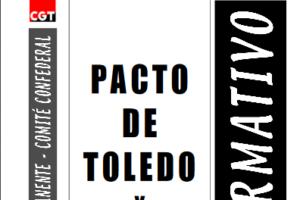 Boletín 89: Pacto de Toledo y desarrollo