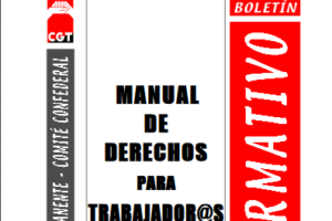 Boletín 92: Manual de derechos para trabajadores extranjeros