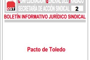 Boletín 2: Pacto de Toledo