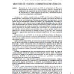 Acuerdo MGNAGE sobre asignación de recursos y racionalización de estructuras de negociación y participación