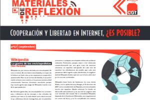 Materiales de Reflexión 57. Cooperación y Libertad en internet, ¿es posible?