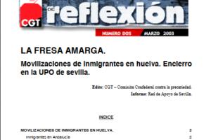 Materiales de Reflexión 02. 'La Fresa Amarga'