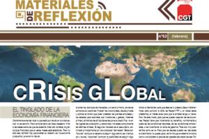 Materiales de Reflexión 62. «Crisis Global»