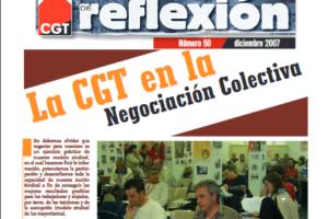 Materiales de Reflexión 50. La CGT en la Negociación Colectiva