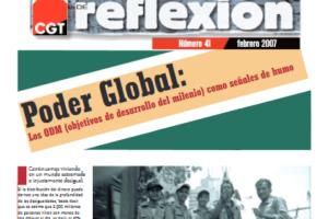 Materiales de Reflexión 41. Poder Global