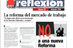 Materiales de Reflexión 29. Reforma Laboral