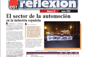 Materiales de Reflexión 30. Automoción: Sector e Industria