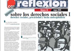 Materiales de Reflexión 34. Derechos Sociales