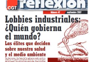 Materiales de Reflexión 47. Lobbies industriales: ¿Quien gobierna el mundo?