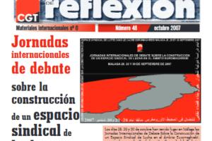 Materiales de Reflexión 48. Jornadas Internacionales Euromaghrebíes