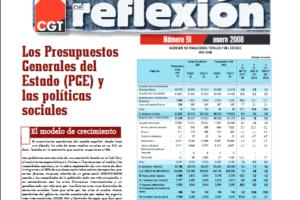 Materiales de Reflexión 51. Los Presupuestos Generales del Estado