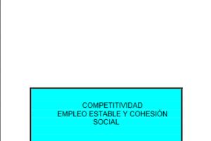 Declaración para el diálogo social 2004