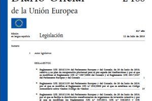 Directiva (UE) 2019/1158 relativa a la conciliación de la vida familiar y la vida profesional de los progenitores y los cuidadores
