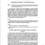 V Acuerdo sobre solución autónoma de conflictos laborales (sistema extrajudicial)