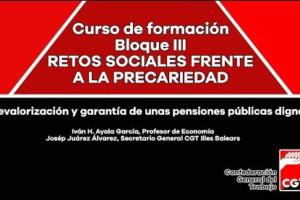 Retos sociales frente a la precariedad: Revalorización y garantía de pensiones públicas