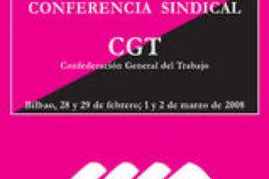 VII Conferencia Sindical Bilbao 2008