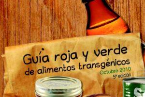 Guía Roja y Verde de los alimentos transgénicos