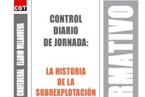 Boletín 161: Control diario de jornada