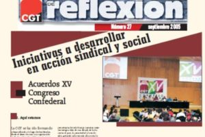 XV Congreso Confederal Valencia 2005