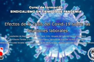 Efectos de la crisis del Covid-19 sobre las relaciones laborales
