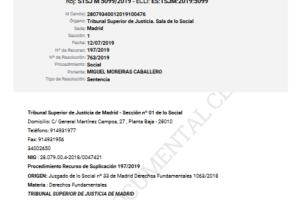 Condenada una empresa por espiar a un delegado sindical a través del GPS del coche