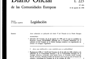Directiva 98/59/CE despidos colectivos